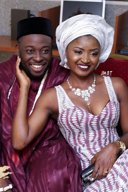 Nigerian Comedian Jedi weds Olajumoke LoveweddingsNG 5