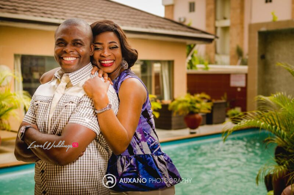 Nigerian Engagement Shoot - Charmain and Kelvin Auxano Photography LoveweddingsNG 1