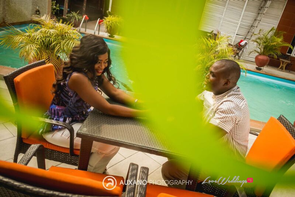 Nigerian Engagement Shoot - Charmain and Kelvin Auxano Photography LoveweddingsNG 14