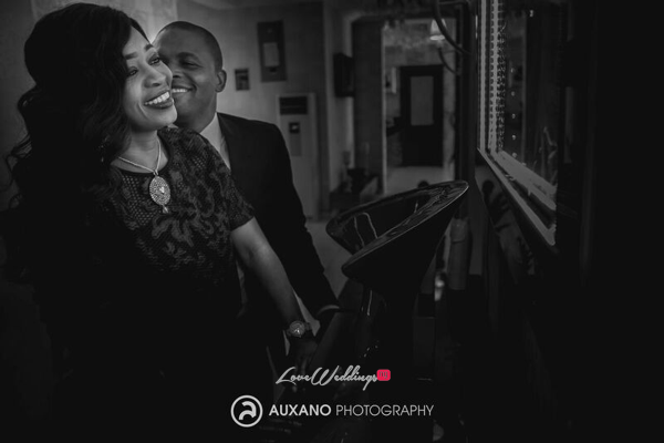 Nigerian Engagement Shoot - Charmain and Kelvin Auxano Photography LoveweddingsNG 15