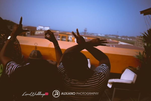 Nigerian Engagement Shoot - Charmain and Kelvin Auxano Photography LoveweddingsNG 19