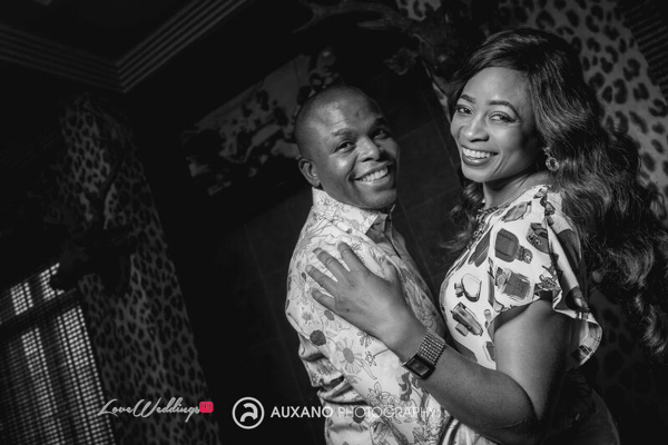Nigerian Engagement Shoot - Charmain and Kelvin Auxano Photography LoveweddingsNG 21