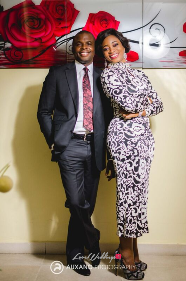 Nigerian Engagement Shoot - Charmain and Kelvin Auxano Photography LoveweddingsNG 5