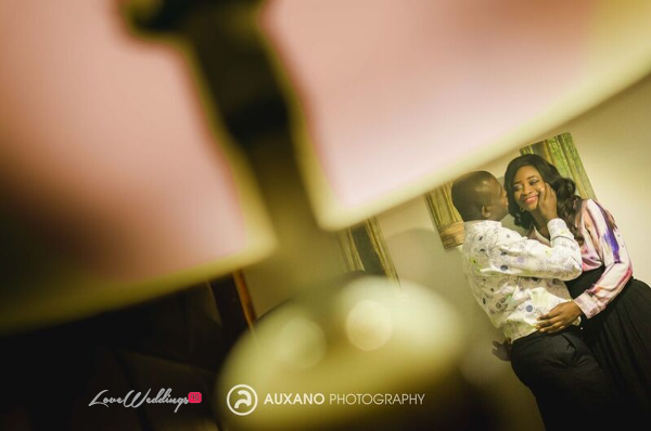 Nigerian Engagement Shoot - Charmain and Kelvin Auxano Photography LoveweddingsNG 9