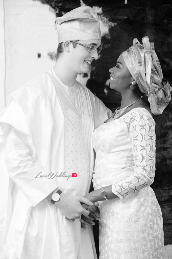 Nigerian Engagement Shoot - Hauwa and Magne LoveweddingsNG 1