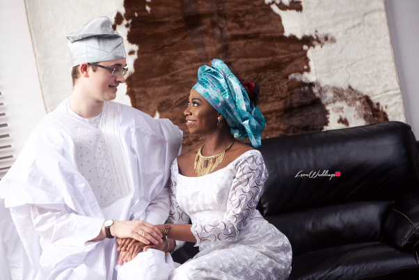 Nigerian Engagement Shoot - Hauwa and Magne LoveweddingsNG 11