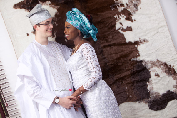 Nigerian Engagement Shoot - Hauwa and Magne LoveweddingsNG 4
