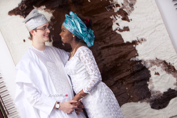 Nigerian Engagement Shoot - Hauwa and Magne LoveweddingsNG 5