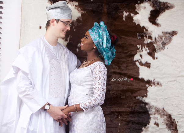 Nigerian Engagement Shoot - Hauwa and Magne LoveweddingsNG 9
