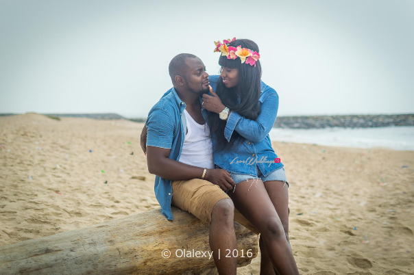 Nigerian Engagement Shoot - TeeKay2016 LoveweddingsNG 14