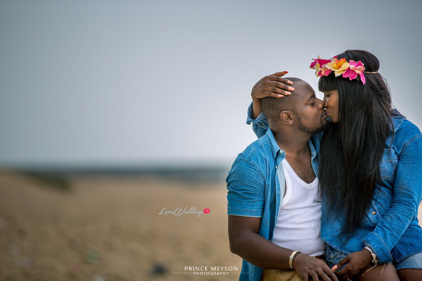 Nigerian Engagement Shoot - TeeKay2016 LoveweddingsNG 17