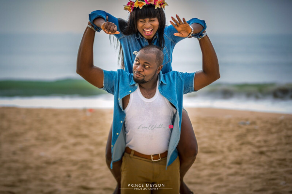 Nigerian Engagement Shoot - TeeKay2016 LoveweddingsNG 20
