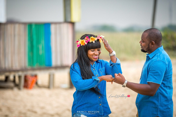 Nigerian Engagement Shoot - TeeKay2016 LoveweddingsNG 21