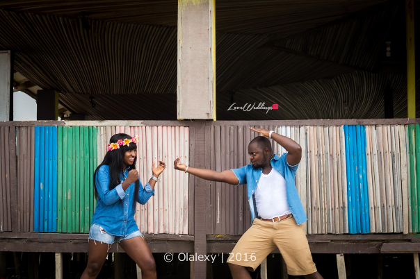 Nigerian Engagement Shoot - TeeKay2016 LoveweddingsNG 6