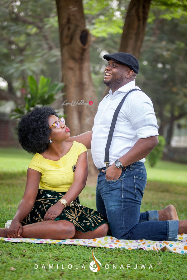 Nigerian Pre Wedding Shoot Tola Wale Damilola Onafuwa DO Weddings LoveweddingsNG 12