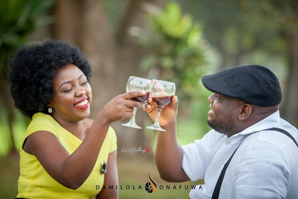 Nigerian Pre Wedding Shoot Tola Wale Damilola Onafuwa DO Weddings LoveweddingsNG 15