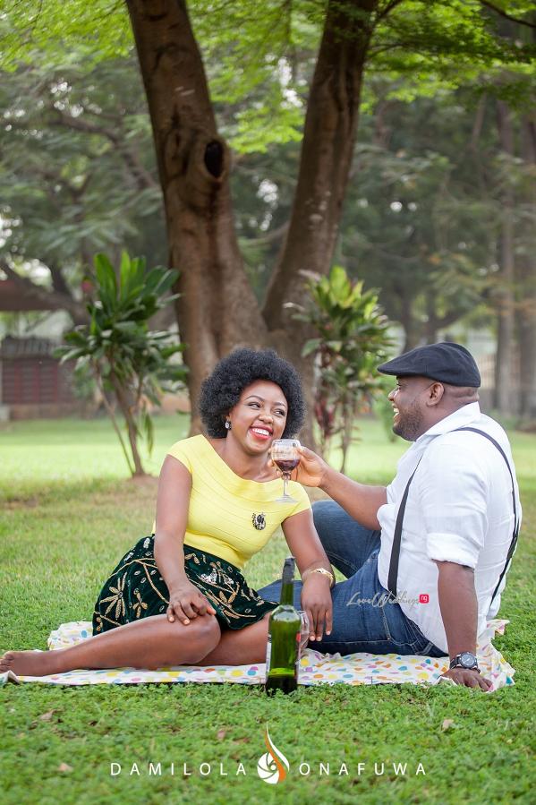 Nigerian Pre Wedding Shoot Tola Wale Damilola Onafuwa DO Weddings LoveweddingsNG 16
