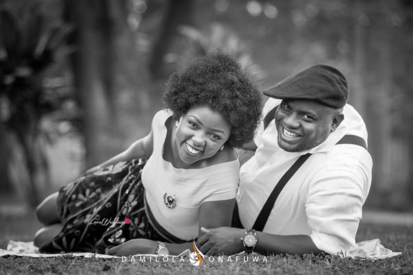Nigerian Pre Wedding Shoot Tola Wale Damilola Onafuwa DO Weddings LoveweddingsNG 18