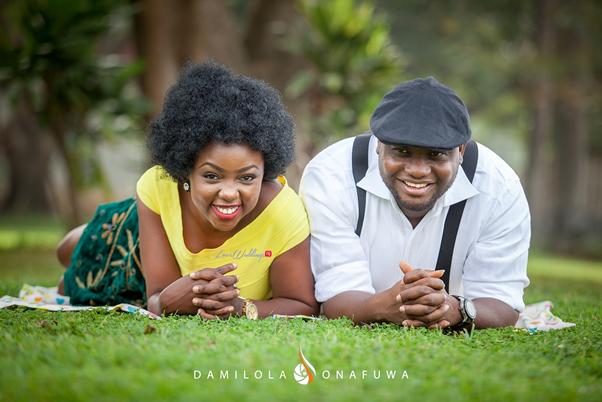 Nigerian Pre Wedding Shoot Tola Wale Damilola Onafuwa DO Weddings LoveweddingsNG 19