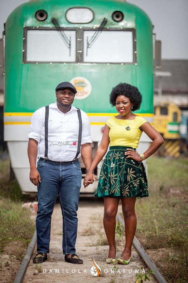 Nigerian Pre Wedding Shoot Tola Wale Damilola Onafuwa DO Weddings LoveweddingsNG 20