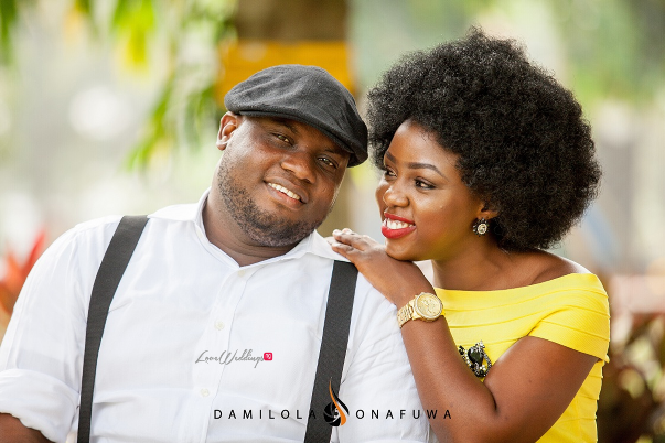 Nigerian Pre Wedding Shoot Tola Wale Damilola Onafuwa DO Weddings LoveweddingsNG 3