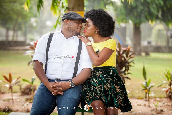 Nigerian Pre Wedding Shoot Tola Wale Damilola Onafuwa DO Weddings LoveweddingsNG 4
