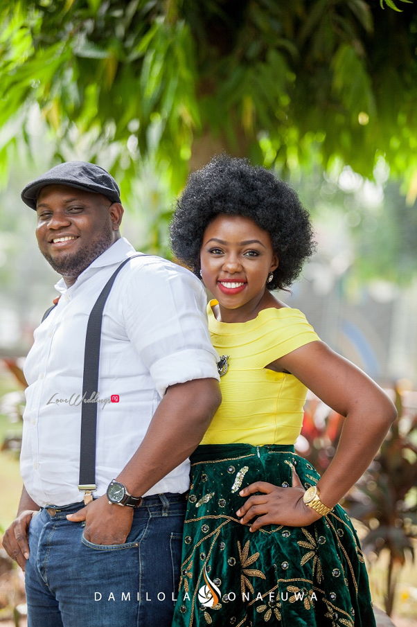 Nigerian Pre Wedding Shoot Tola Wale Damilola Onafuwa DO Weddings LoveweddingsNG 7