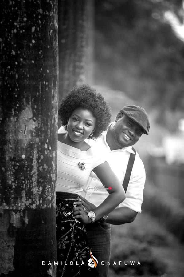 Nigerian Pre Wedding Shoot Tola Wale Damilola Onafuwa DO Weddings LoveweddingsNG 9