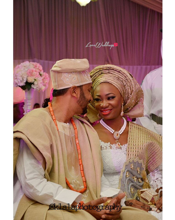Nigerian Traditional Wedding Adeola and John Klala Photography LoveweddingsNG 19