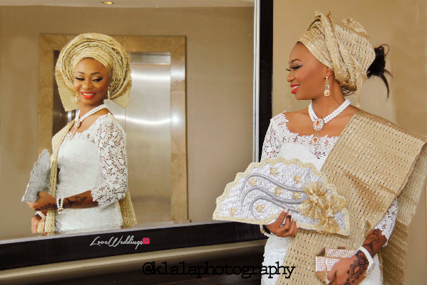 Nigerian Traditional Wedding Adeola and John Klala Photography LoveweddingsNG 3