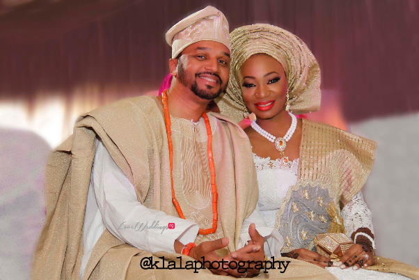 Nigerian Traditional Wedding Adeola and John Klala Photography LoveweddingsNG 5