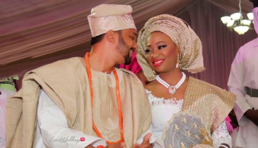 Nigerian Traditional Wedding Adeola and John Klala Photography LoveweddingsNG 6