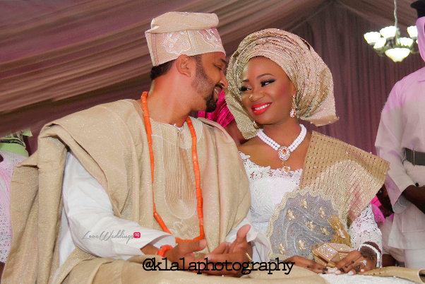 Nigerian Traditional Wedding Adeola and John Klala Photography LoveweddingsNG 6