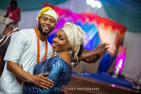 Nigerian Traditional Wedding - Bunmi and Mayowa LoveweddingsNG 11