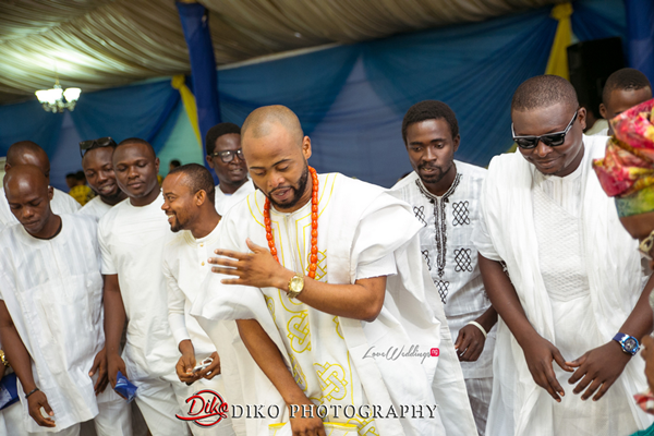 Nigerian Traditional Wedding - Bunmi and Mayowa LoveweddingsNG 2