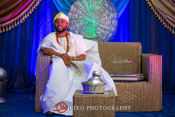 Nigerian Traditional Wedding - Bunmi and Mayowa LoveweddingsNG 3
