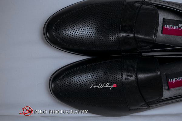 Nigerian Traditional Wedding - Bunmi and Mayowa shoes LoveweddingsNG