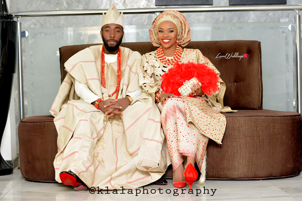 Nigerian Traditional Wedding - Olaide and Pelumi LoveweddingsNG 1