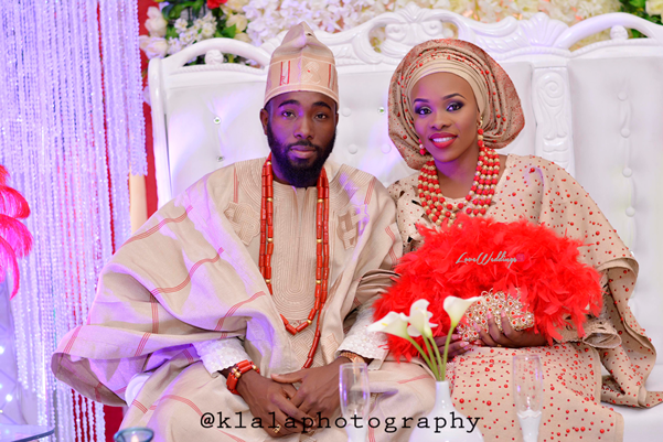 Nigerian Traditional Wedding - Olaide and Pelumi LoveweddingsNG 10