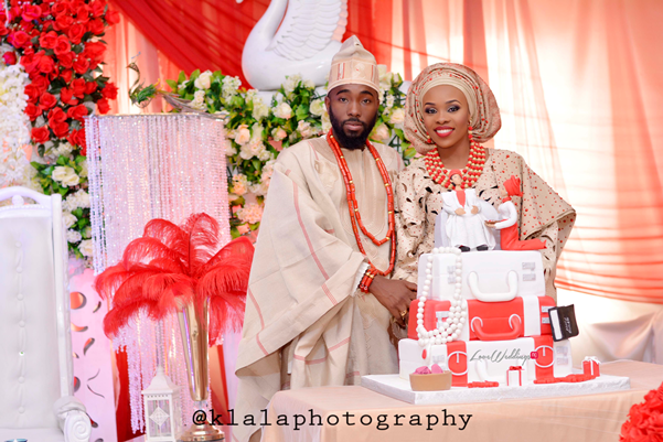 Nigerian Traditional Wedding - Olaide and Pelumi LoveweddingsNG 11