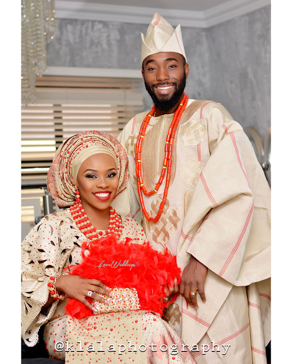Nigerian Traditional Wedding - Olaide and Pelumi LoveweddingsNG 12