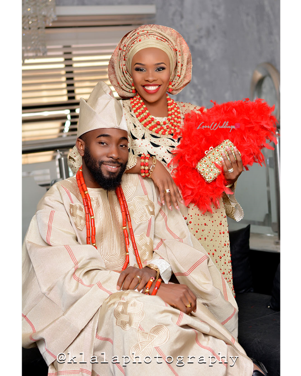Nigerian Traditional Wedding - Olaide and Pelumi LoveweddingsNG 14