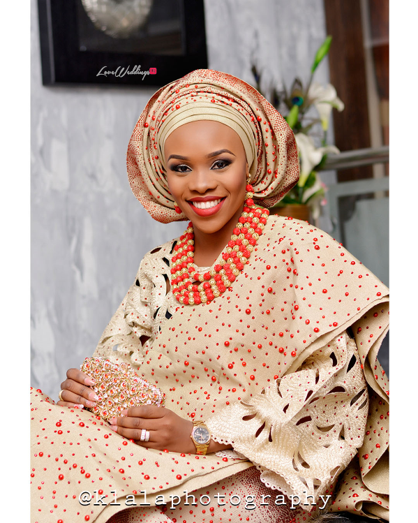 Nigerian Traditional Wedding - Olaide and Pelumi LoveweddingsNG 15