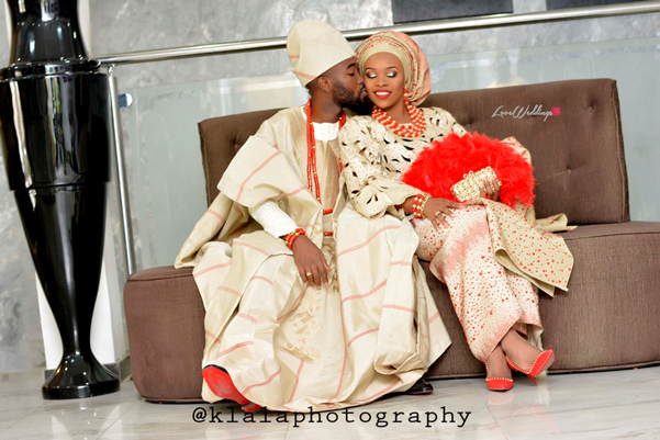 Nigerian Traditional Wedding - Olaide and Pelumi LoveweddingsNG 2
