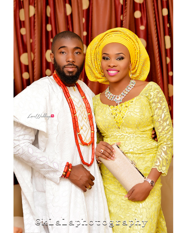 Nigerian Traditional Wedding - Olaide and Pelumi LoveweddingsNG 23