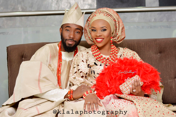 Nigerian Traditional Wedding - Olaide and Pelumi LoveweddingsNG 3