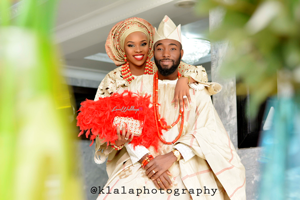 Nigerian Traditional Wedding - Olaide and Pelumi LoveweddingsNG 5