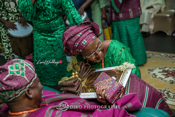 Nigerian Traditional Wedding - Seyi and Mayowa LoveweddingsNG 16