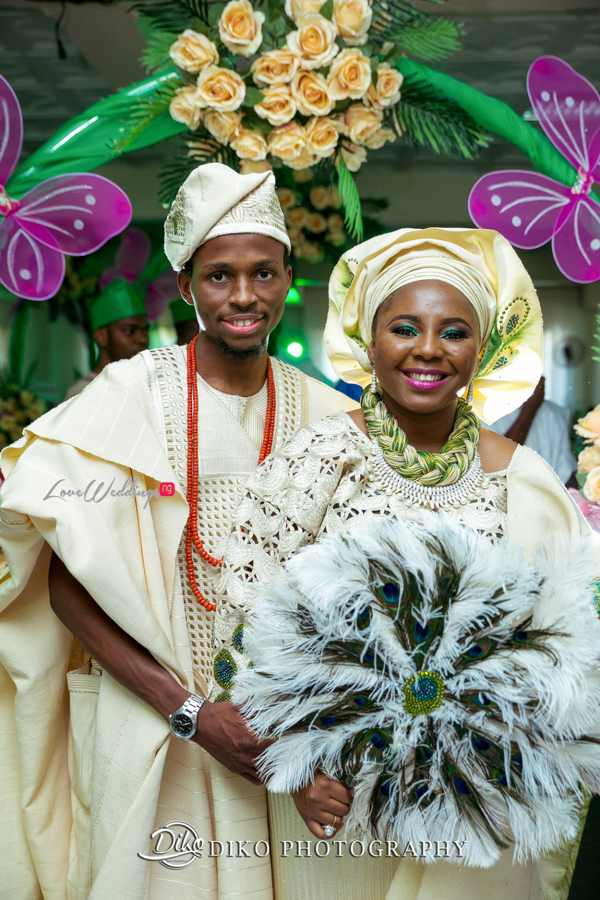 Nigerian Traditional Wedding - Seyi and Mayowa LoveweddingsNG 17
