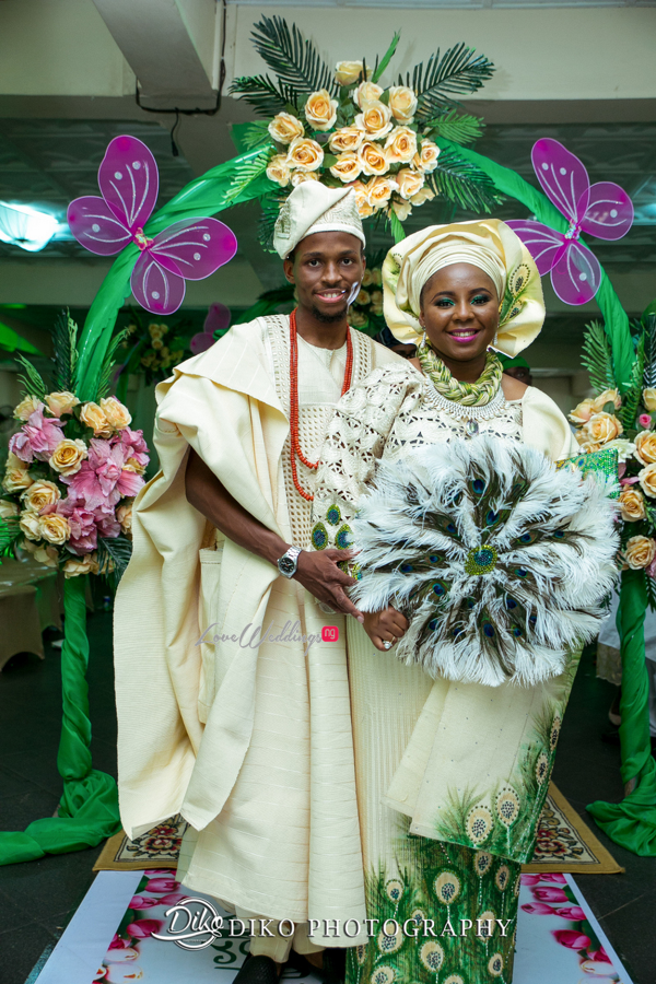 Nigerian Traditional Wedding - Seyi and Mayowa LoveweddingsNG 18